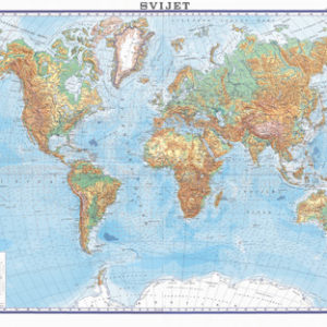 Svijet 1:20 000 000