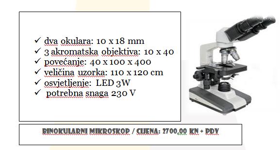 Ponuda mikroskopa 2