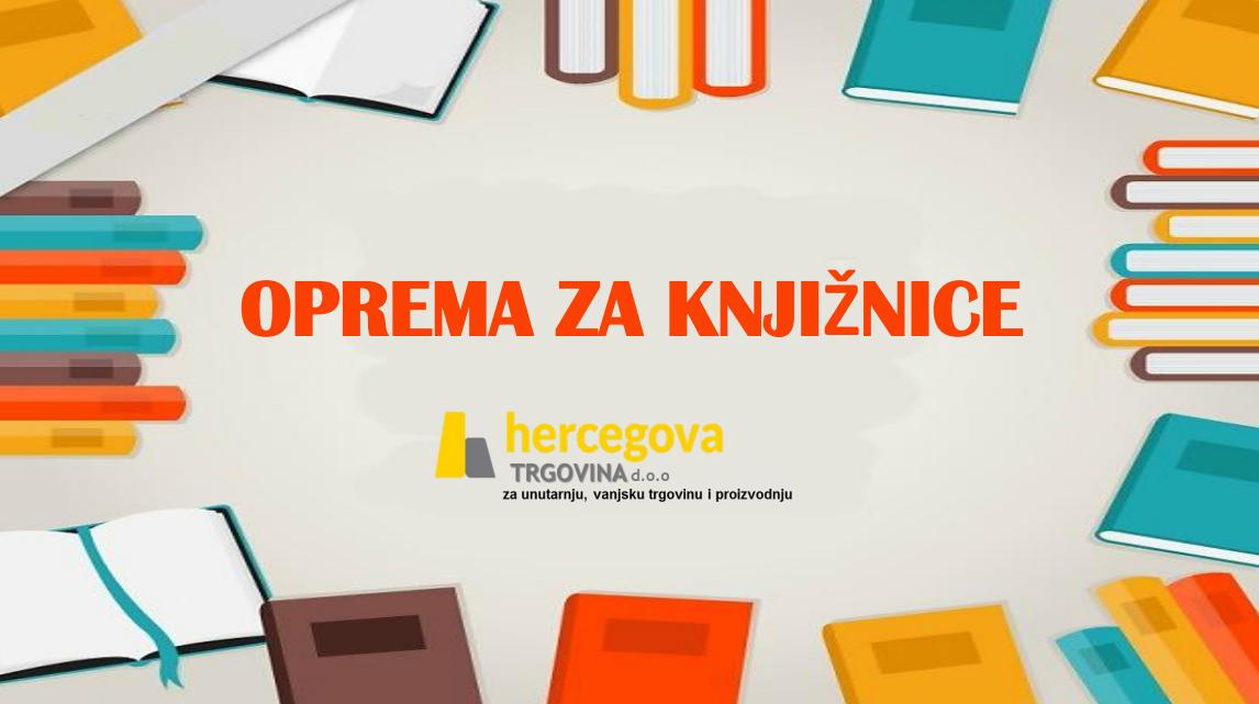 Oprema za knjižnice