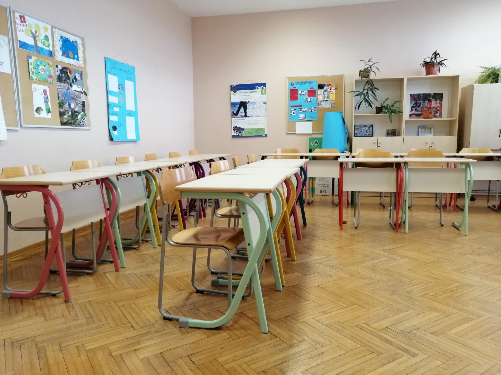 Novi dizajn učionice u Zaboku
